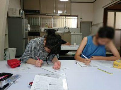 【第4回 高校受験対策教室/自習教室】活動報告 with たま
