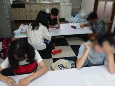 【第5回 高校受験対策教室/自習教室】活動報告 with たま