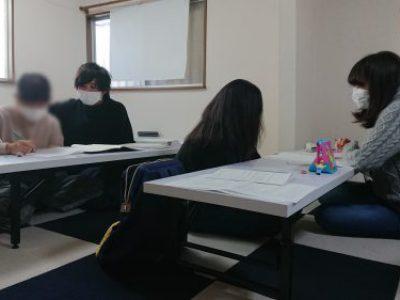 【第6回 冬季高校受験対策教室】活動報告 with あんころ