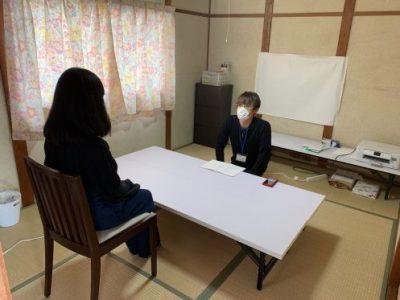 【第8回 冬季高校受験対策教室】活動報告 with たくみん