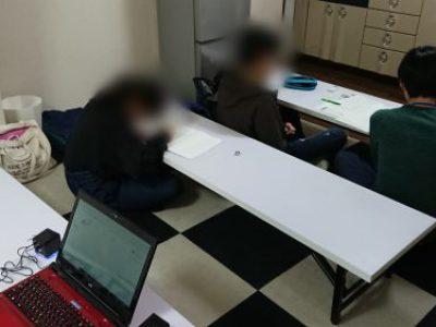 【第13回 冬季高校受験対策教室】活動報告 with たくみん